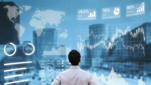 گسسته سازی بازار مالی