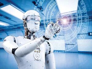 ربات معامله گر تجاری